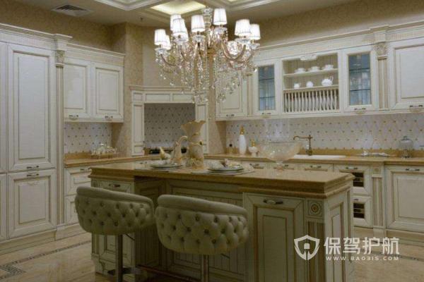 古典风格厨房如何装修 古典风格厨房装修要点