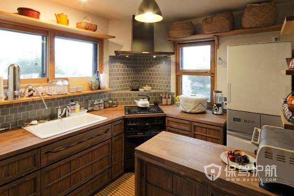 日式厨房有哪些装修流程 日式厨房装修步骤