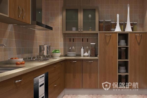 厨房瓷砖色调如何选 厨房瓷砖颜色风水禁忌