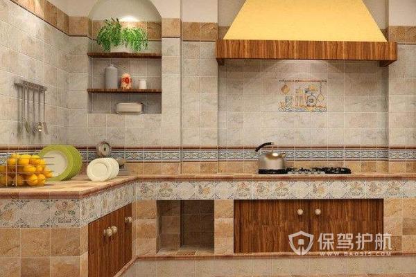 厨房橱柜如何设计 厨房橱柜设计注意点