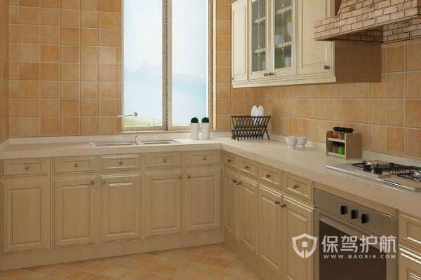 厨房地板什么颜色好 厨房地板色调搭配攻略