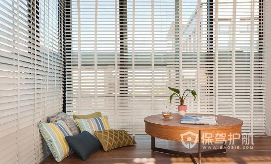 室内小阳台装修注意事项,室内阳台简约装饰效果图