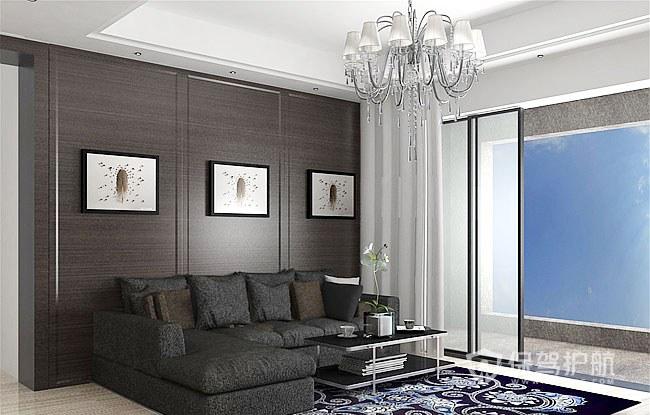 阳台与客厅如何隔断?如何设计隔断?