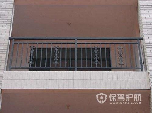 阳台栏杆吉数是单好双好?栏杆高度标准是多少?