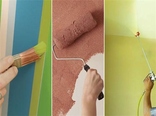 贵阳装修乳胶漆工艺,乳胶漆施工工艺流程_个性化装修cyzs97
