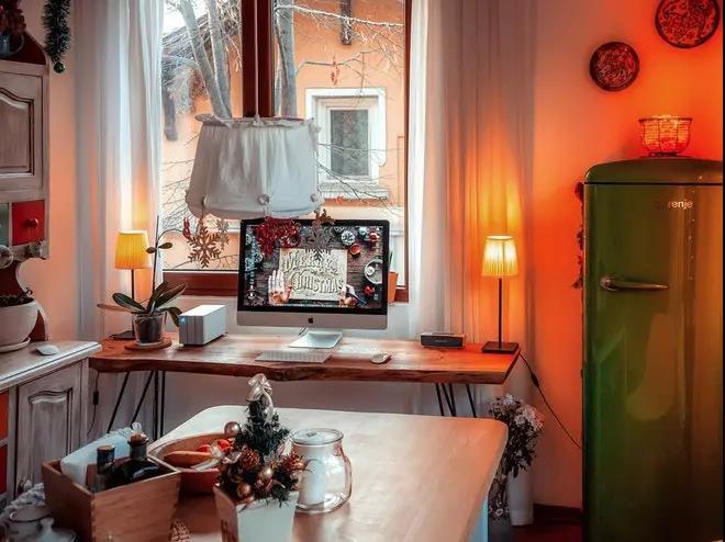 室内设计│玩转一室公寓,不失功能与风采~