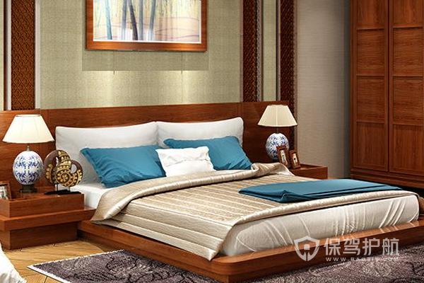 实木榻榻米床好不好 实木榻榻米床设计效果图