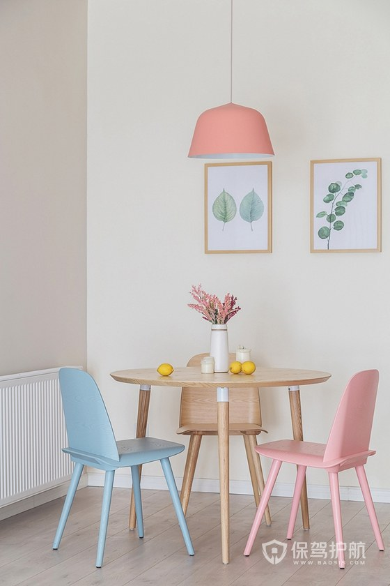 餐厅装修颜色搭配技巧,餐厅颜色设计这样最好看!