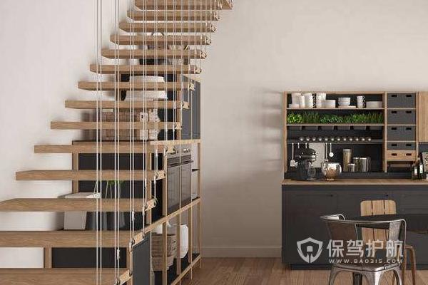 阁楼楼梯怎样装修 阁楼楼梯装修效果图