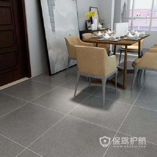 餐厅地板铺什么颜色好看?餐厅铺什么砖合适?