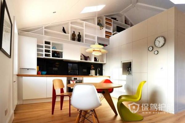 小公寓阁楼如何设计 小公寓阁楼设计效果图