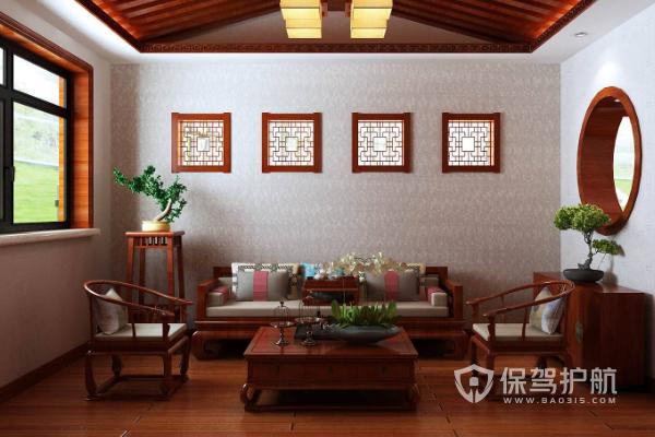 中式阁楼装修要点 中式阁楼设计图片