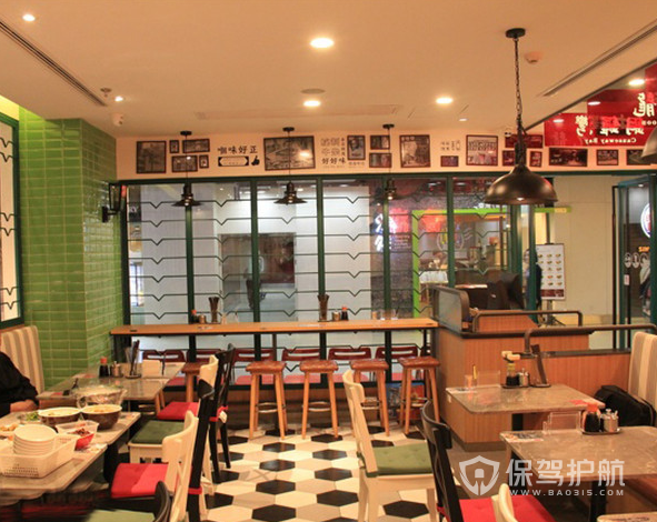 茶餐厅如何装修比较好?茶餐厅装修流程