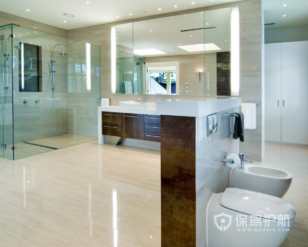 现代浴室如何进行装修好 现代浴室装修步骤