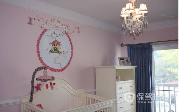 儿童房墙面什么颜色好看 儿童房墙面颜色装修凤凰时时彩平台永久网址图欣赏