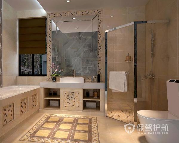 欧式浴室怎么装修好 欧式浴室装修技巧