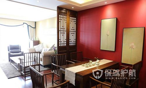 客厅餐厅墙漆颜色怎么过渡好看?客厅餐厅墙漆颜色误区