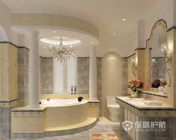 欧式卫浴间装修流程是怎么 欧式卫浴间装修步骤