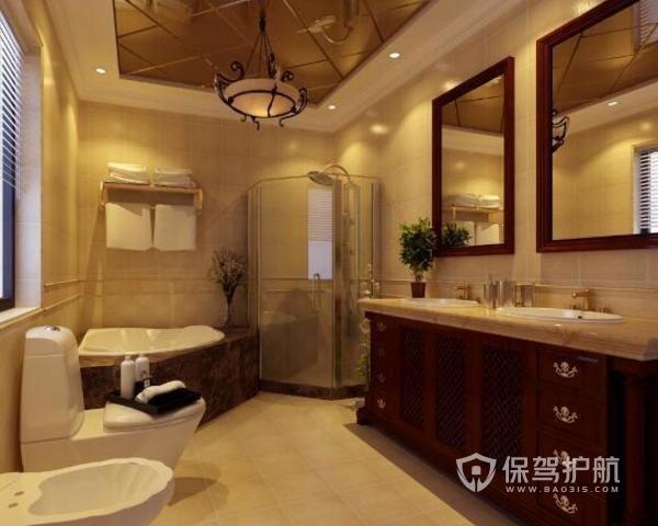 古典浴室如何进行装修 古典浴室装修要点