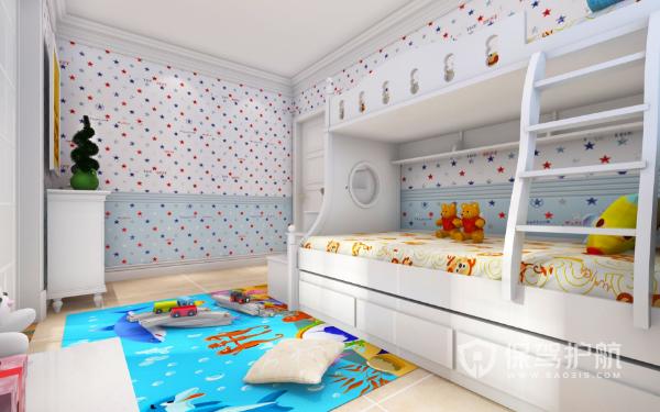 儿童房装修什么风格好 2018儿童房装修风格推荐