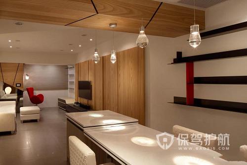 餐厅灯应该多亮合适?餐厅灯安装高度多少最好?