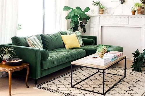 客厅沙发怎么选?这么买就没错了!