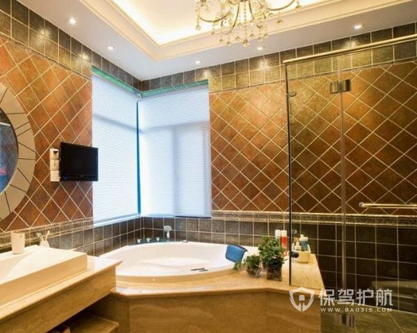 田园浴室装修流程是怎么样 田园浴室装修流程