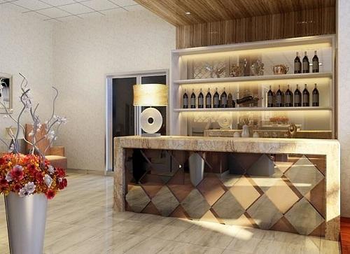 家庭餐厅吧台最佳尺寸是多少?家庭餐厅吧台方式有哪些?