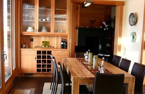餐厅柜子叫什么?有什么作用?餐边柜效果图大全