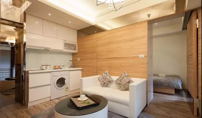 小户型如何有效地利用空间做收纳?