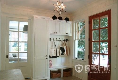 進門鞋柜玄關怎么裝修設計?玄關裝修設計的風水講究