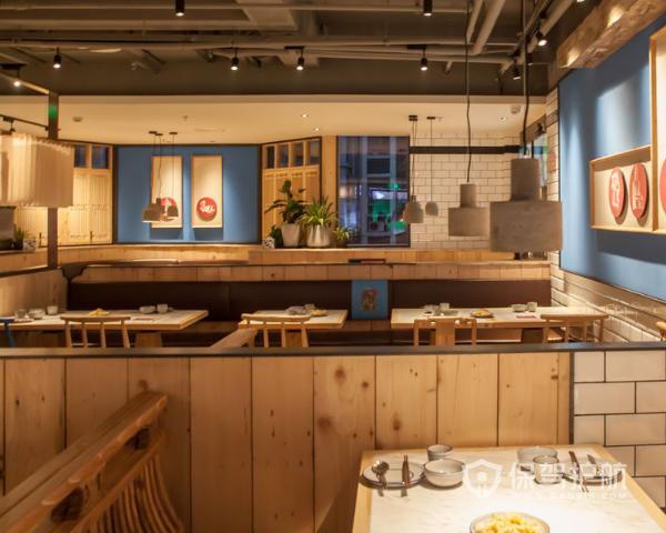 创意餐厅店面如何装修设计 创意餐厅店面设计效果图