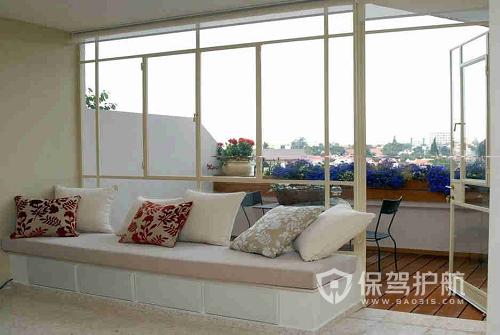 顶楼露台可以改客厅吗?露台改造方案