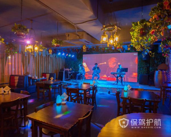 音乐酒吧设计要点与效果图