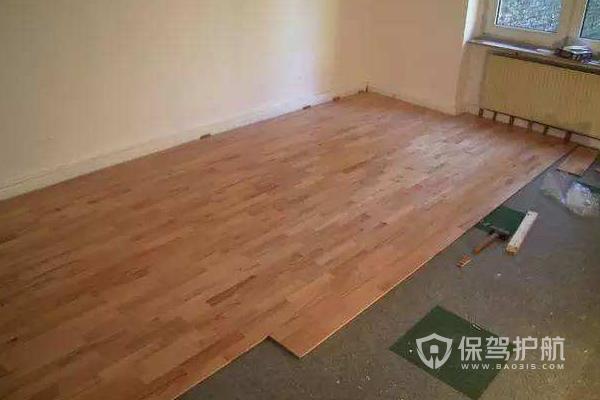 鋪地板有什么風水講究?-地板裝修