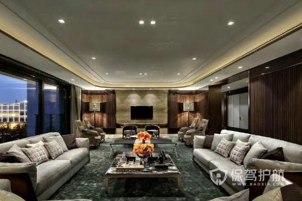 不同风格家居地板如何搭配?-地板装修