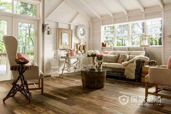 客厅地板方向和风水-地板装修
