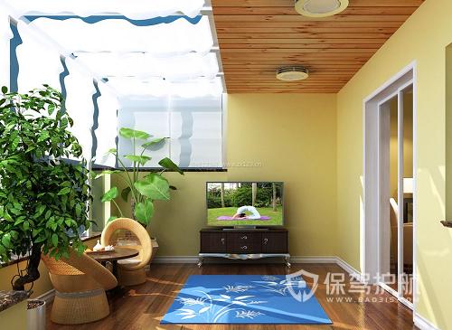 阳台绿化如何布置美观又大方?阳台绿化装修效果图