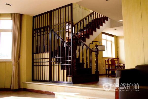 樓梯屏風隔斷的風水-隔斷墻裝修