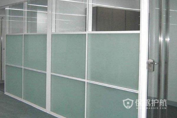铝合金隔断协议书-隔断墙装修