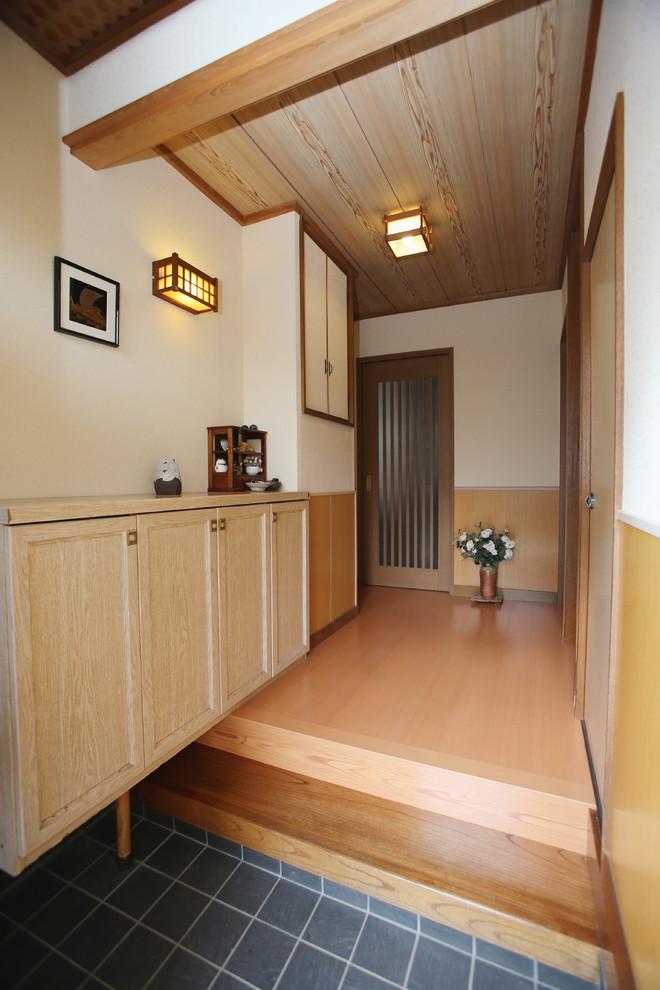 门厅玄关鞋柜怎么设计?门厅玄关鞋柜效果图