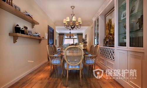 地板颜色与装修几种风格搭配?家装风格搭配效果图