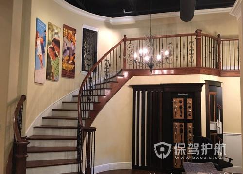 楼梯颜色地板风水禁忌大全 楼梯装修禁忌