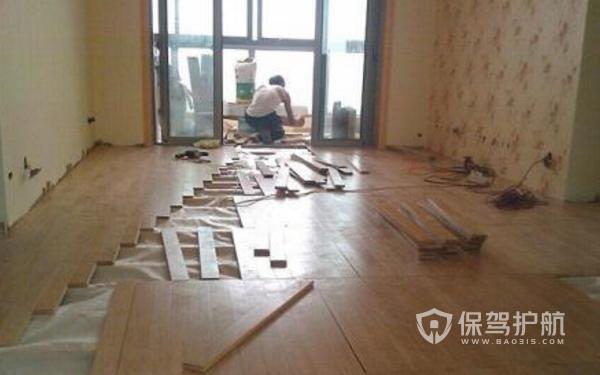 家庭木地板怎么安装?木地板安装流程