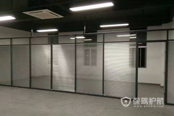 办公室隔断墙类型,办公室隔断墙安装方法
