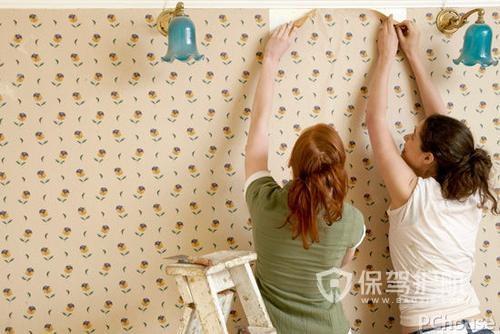 贴墙纸用什么胶最好?墙纸怎么贴?