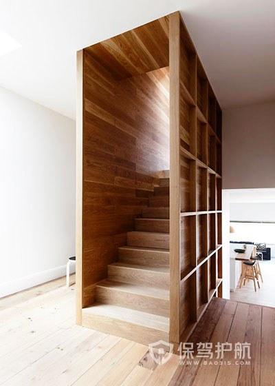 樓梯踏步側邊怎么處理?—樓梯裝修