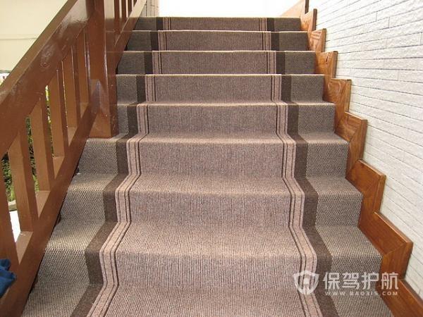 家用樓梯需不需要鋪地毯?樓梯地毯怎么鋪?