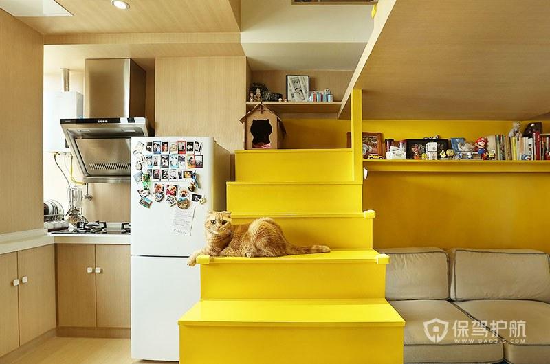樓梯踏步的竅門—怎么選購和清潔保養