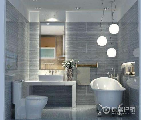 居家小卫生间装饰有哪些办法?